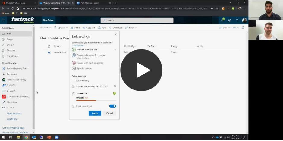 Whats new in onedrive